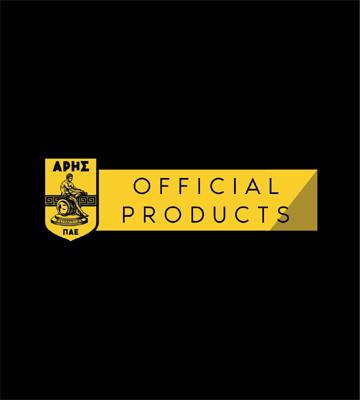 ΑΝΔΡΙΚΑ ΕΠΙΣΗΜΑ ΠΡΟΪΟΝΤΑ ARIS FC