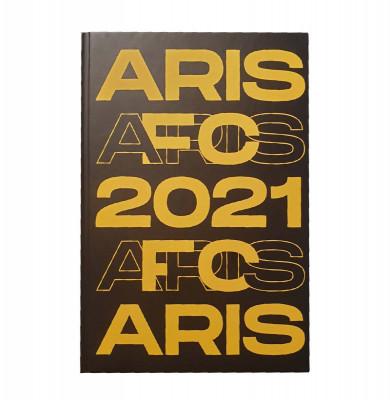 """ΗΜΕΡΗΣΙΟ ΗΜΕΡΟΛΟΓΙΟ 2021 """"ARIS FC-FC ARIS"""""""