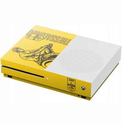 ΑΡΗΣ GAMING SKIN ΓΙΑ ΚΟΝΣΟΛΑ XBOX ONE S ΣΧΕΔΙΟ 2