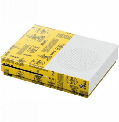 ΑΡΗΣ GAMING SKIN ΓΙΑ ΚΟΝΣΟΛΑ XBOX ONE S
