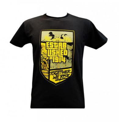 T-shirt Man Established 1914