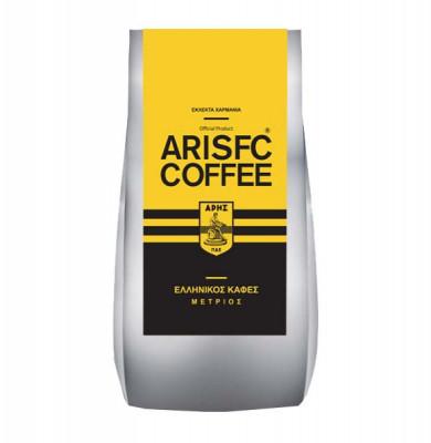 Ελληνικός καφές μέτριος ARIS FC 250gr
